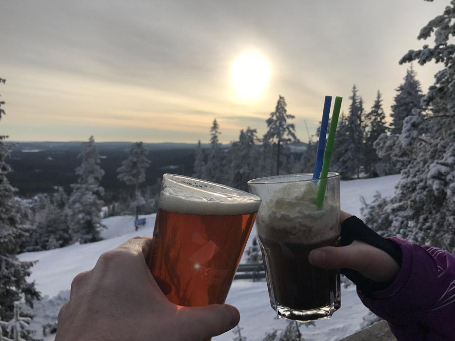 Grill Toppstugan Romme Alpin