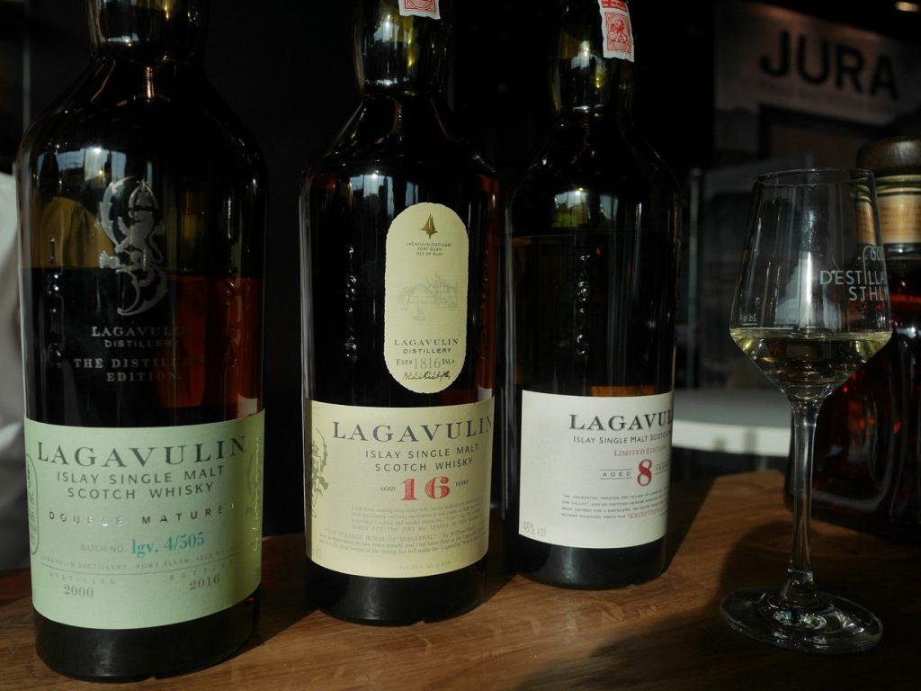 Lagavulin på Destillat Stockholm
