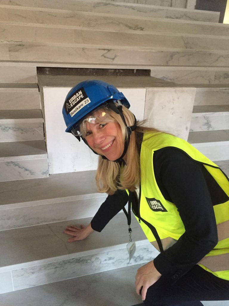 Jennie Hahmann Håkanson - vd på At Six