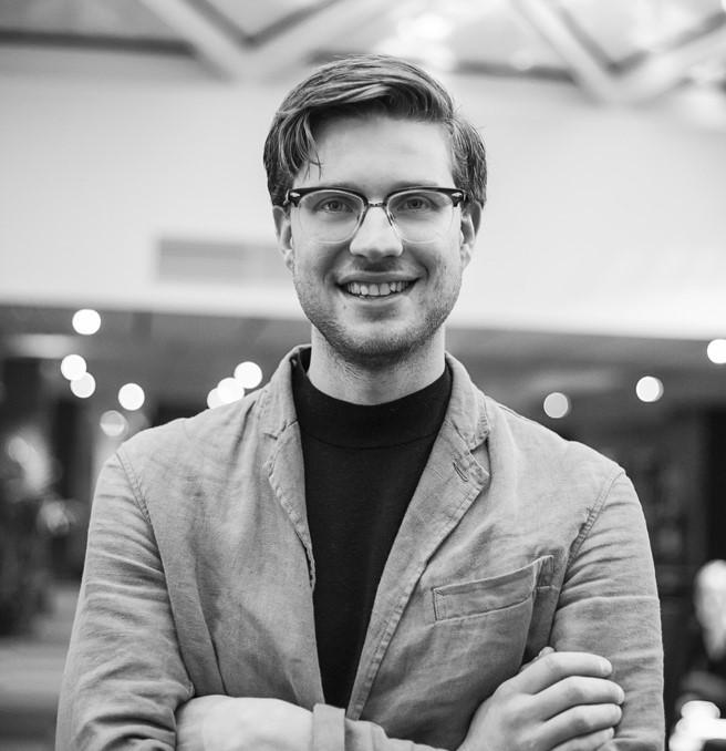 Hobos hotelldirektör Mattias Stengl