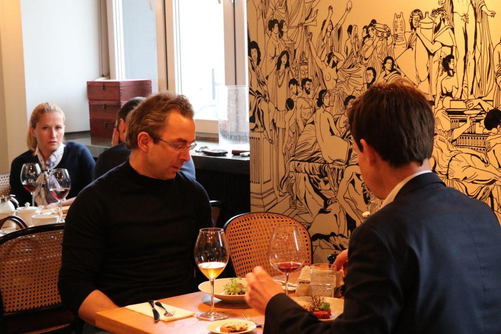 Restauranger i Warszawa Rozbrat 20