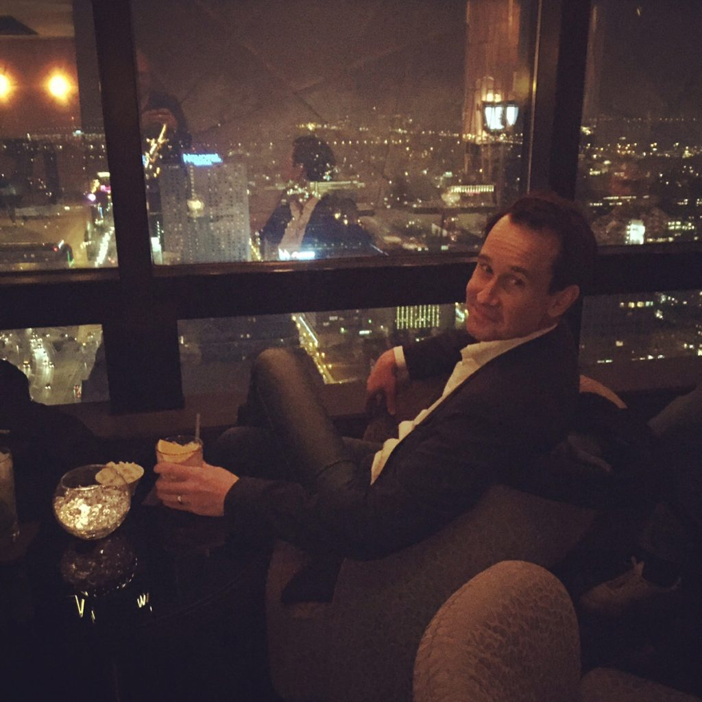 Cocktailbarer Warszawa Marriot