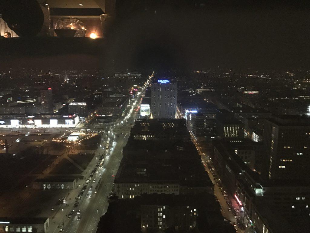 Coctailbarer Warszawa Marriot