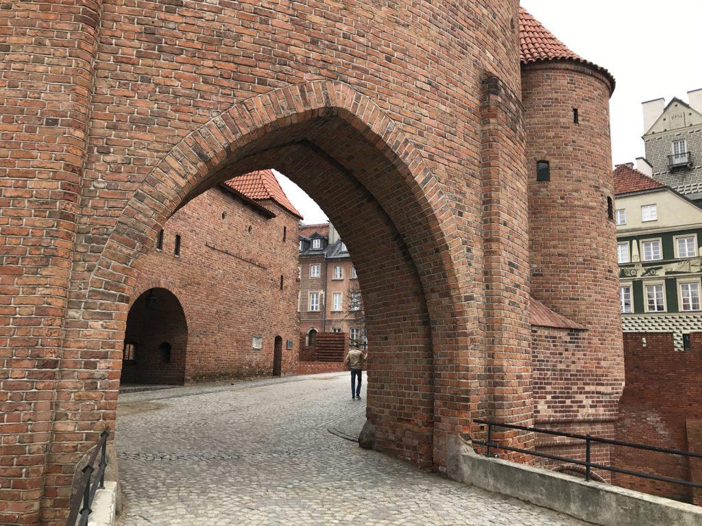 Sightseeing i Warszawa Old Town
