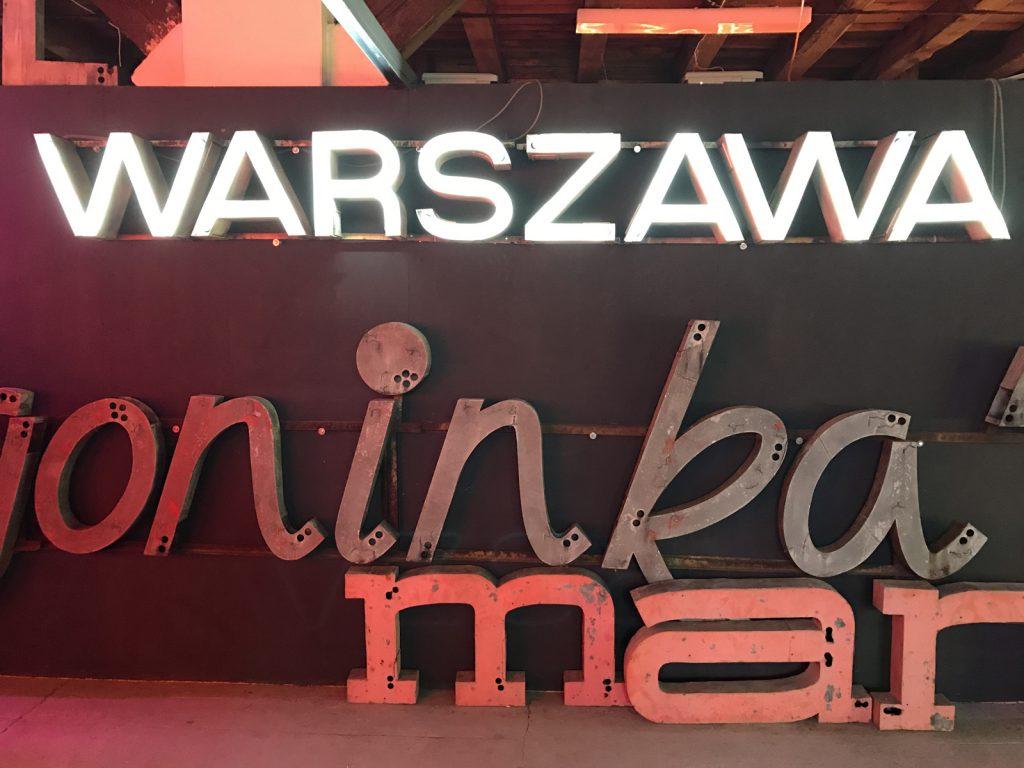Sightseeing i Warszawa Praga