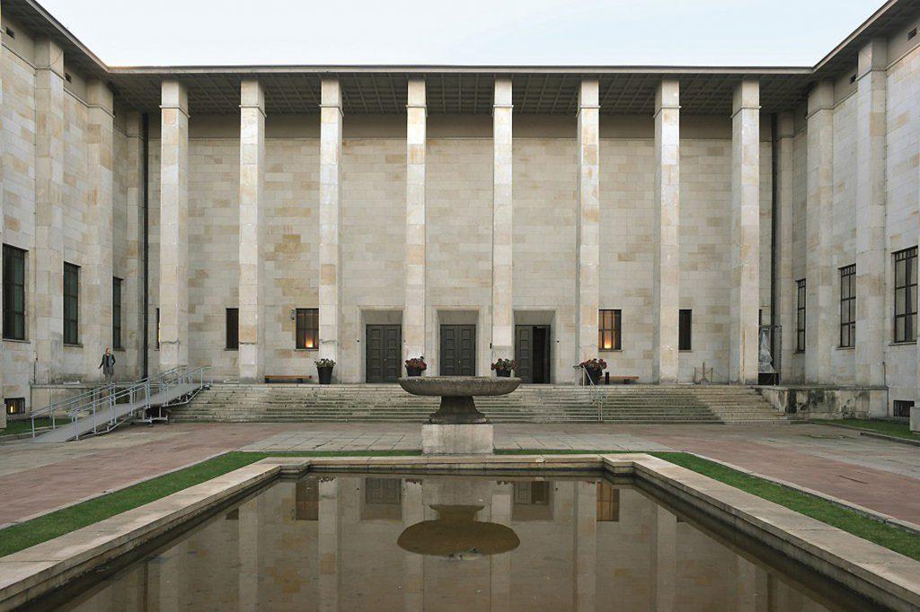 Nationalmuseet i Warszawa
