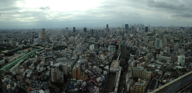 Sightseeing i Tokyo