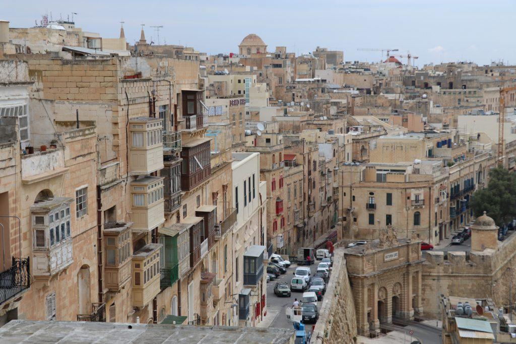 Sightseeing på Malta Valletta