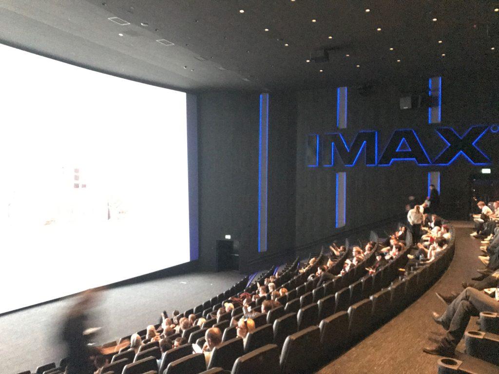 IMAX på Filmstaden Mall of Scandinavia