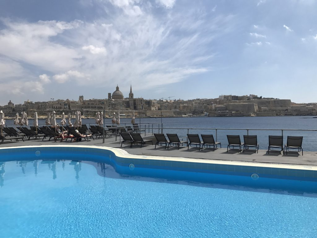 Hotell Malta Fortina Spa Resort