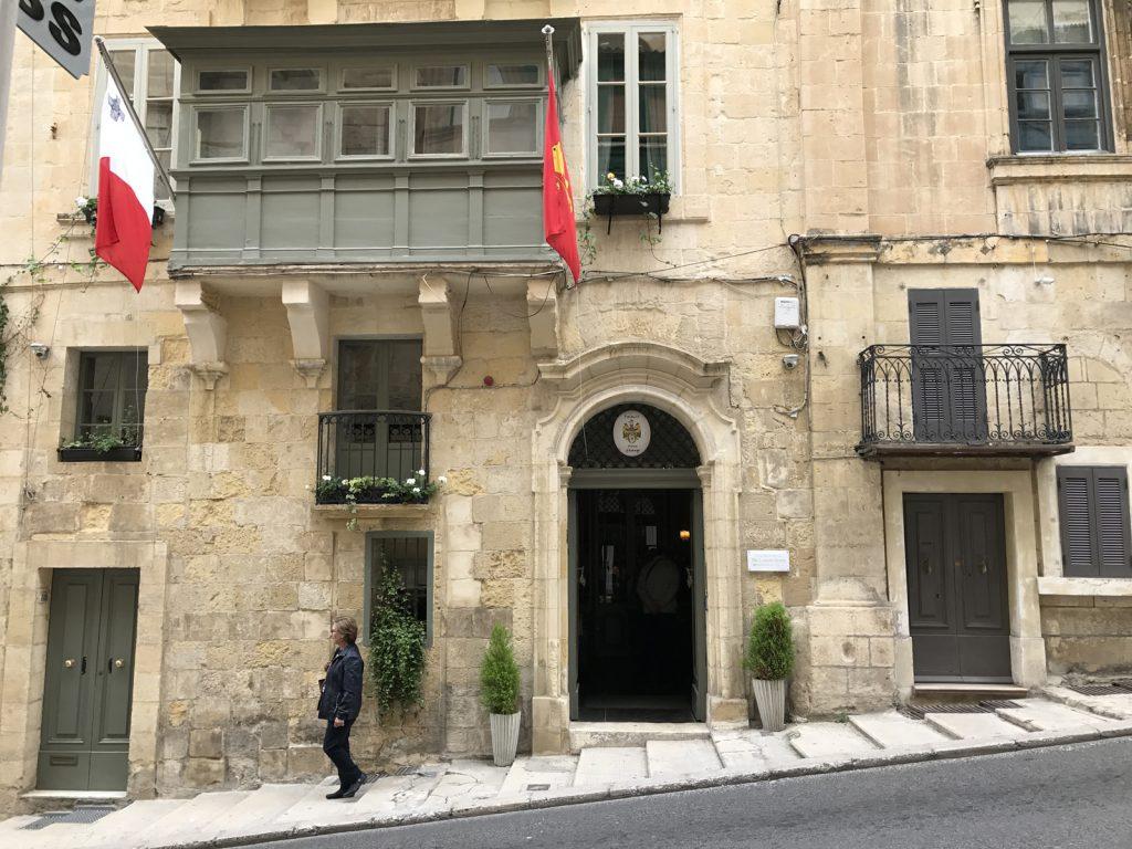Hotel Malta Prince D'Orange Boutique Hotel