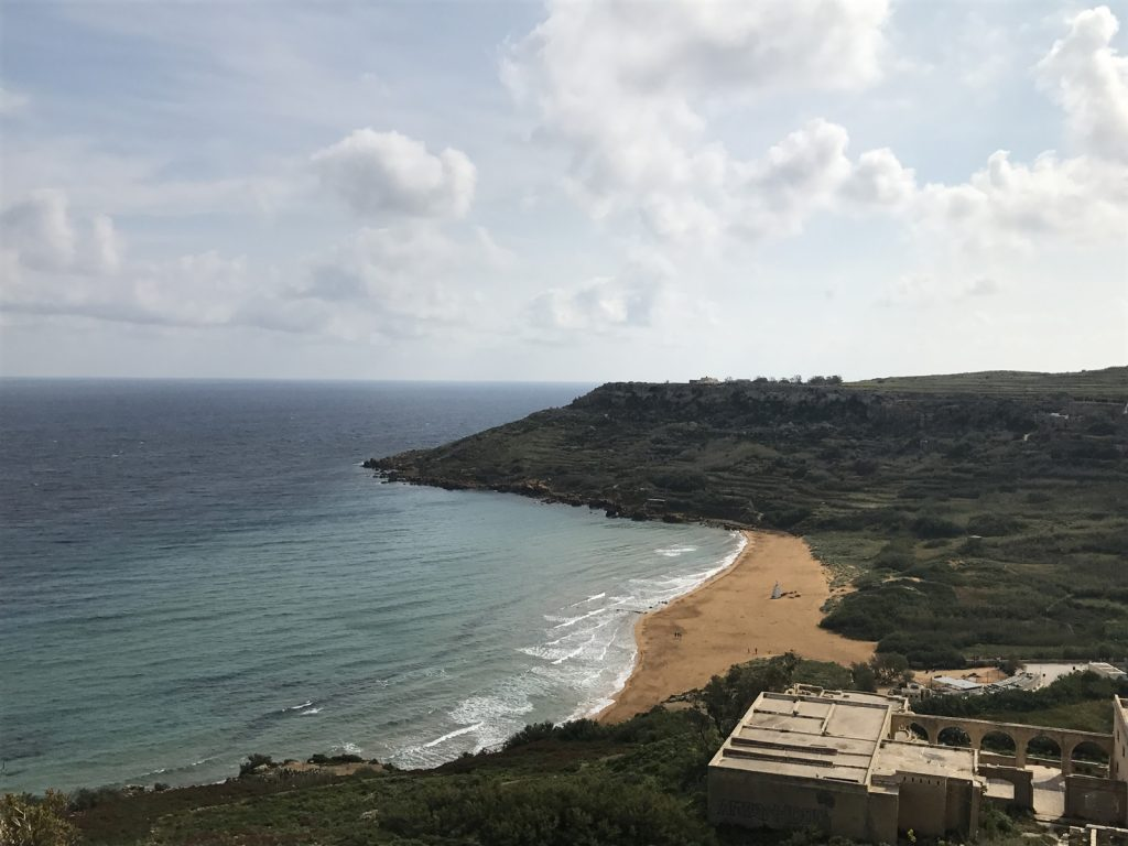 Gozo Rambla Bay
