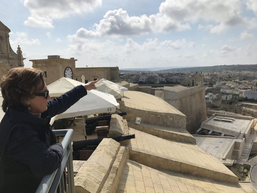 Sightseeing Gozo