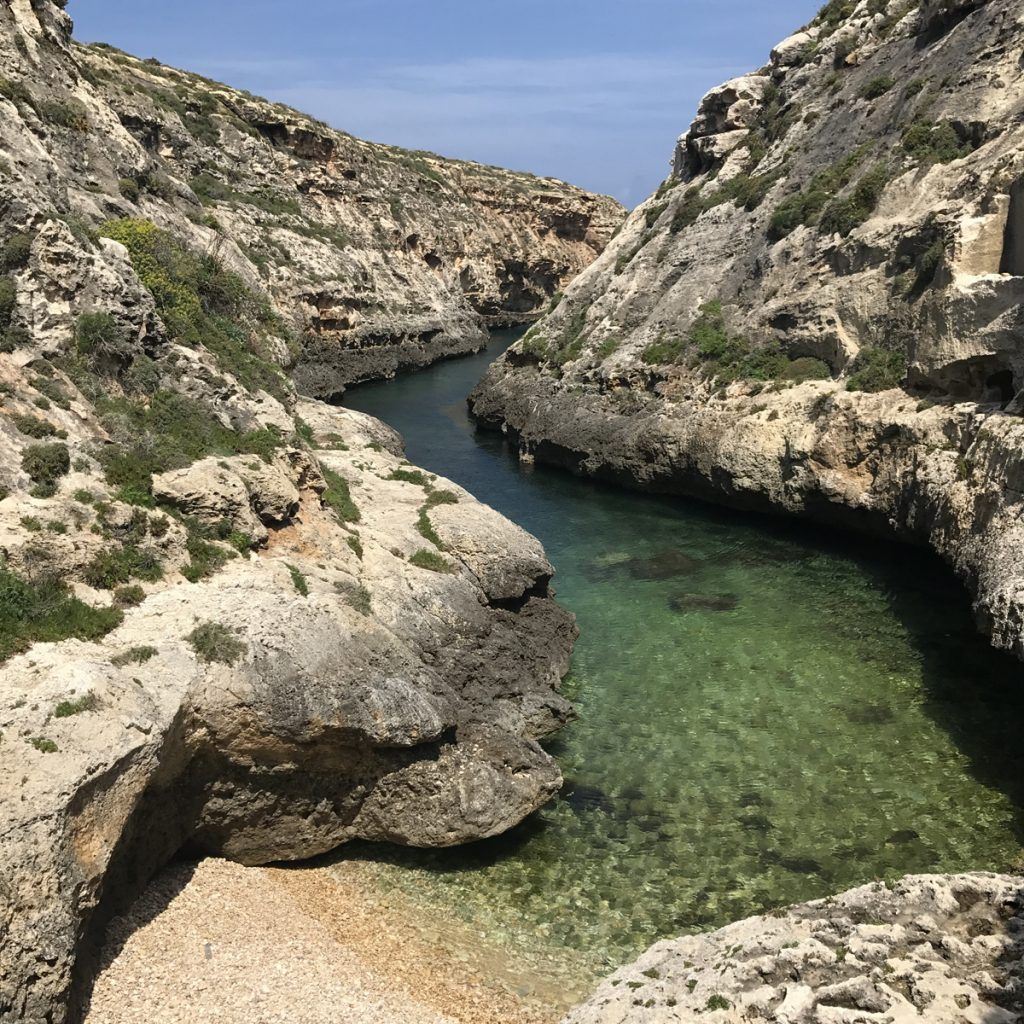 Sightseeing Gozo Wied Il Ghasri