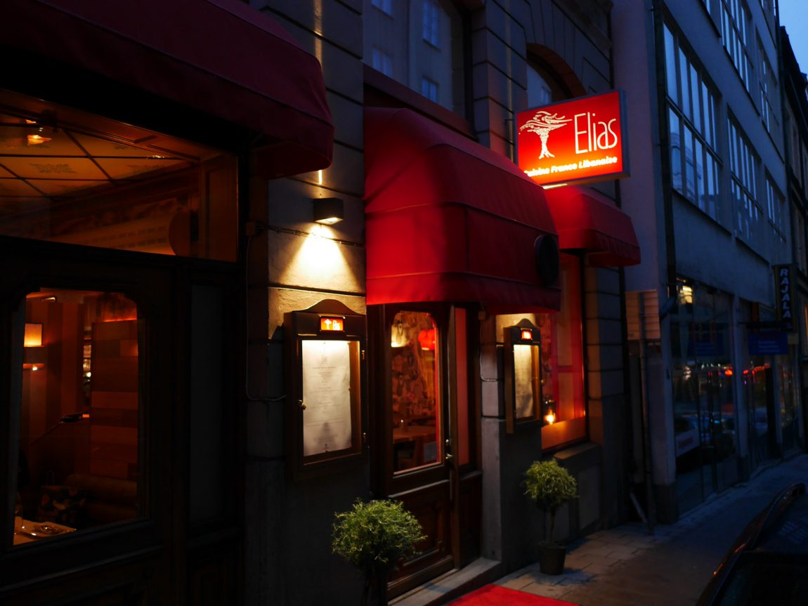 libanesisk restaurang stockholm
