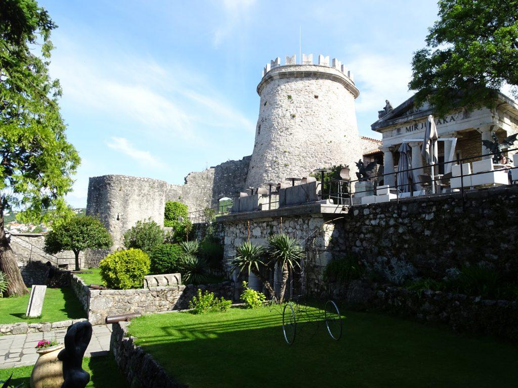 Trsat Castle Rijeka