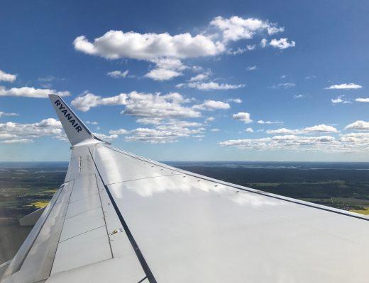 Flyg till Thessaloniki med Ryanair