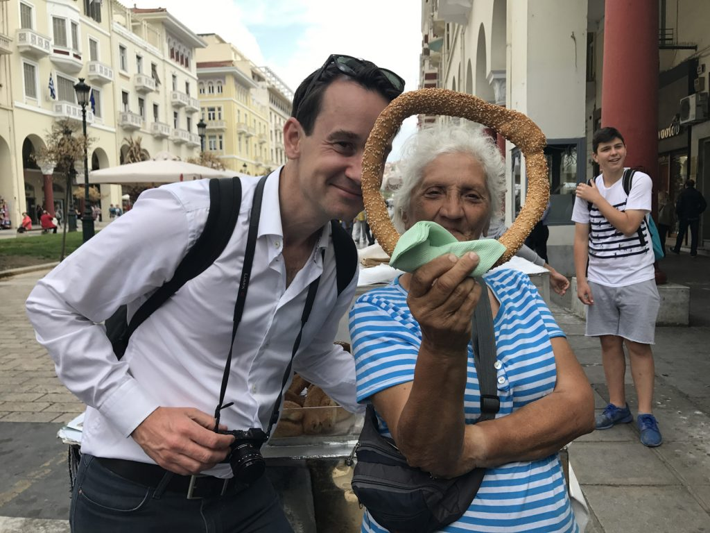 Weekend i Thessaloniki  – Greklands näst största stad