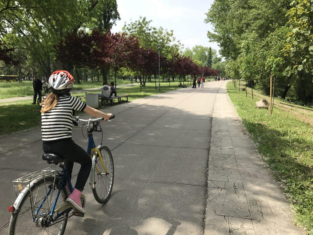 cykel i Belgrad