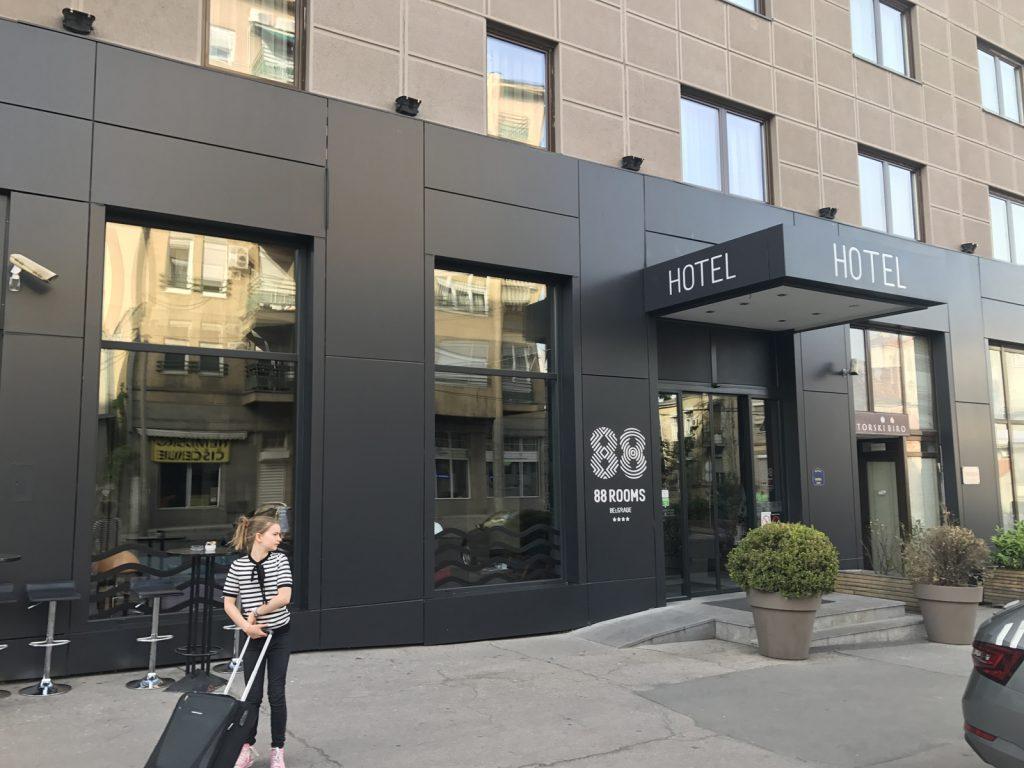 88 rooms Belgrad