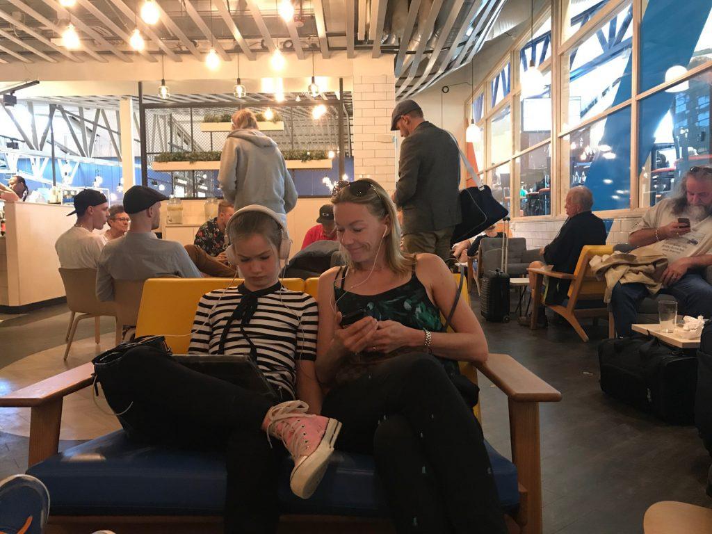 Restauranger på Skavsta