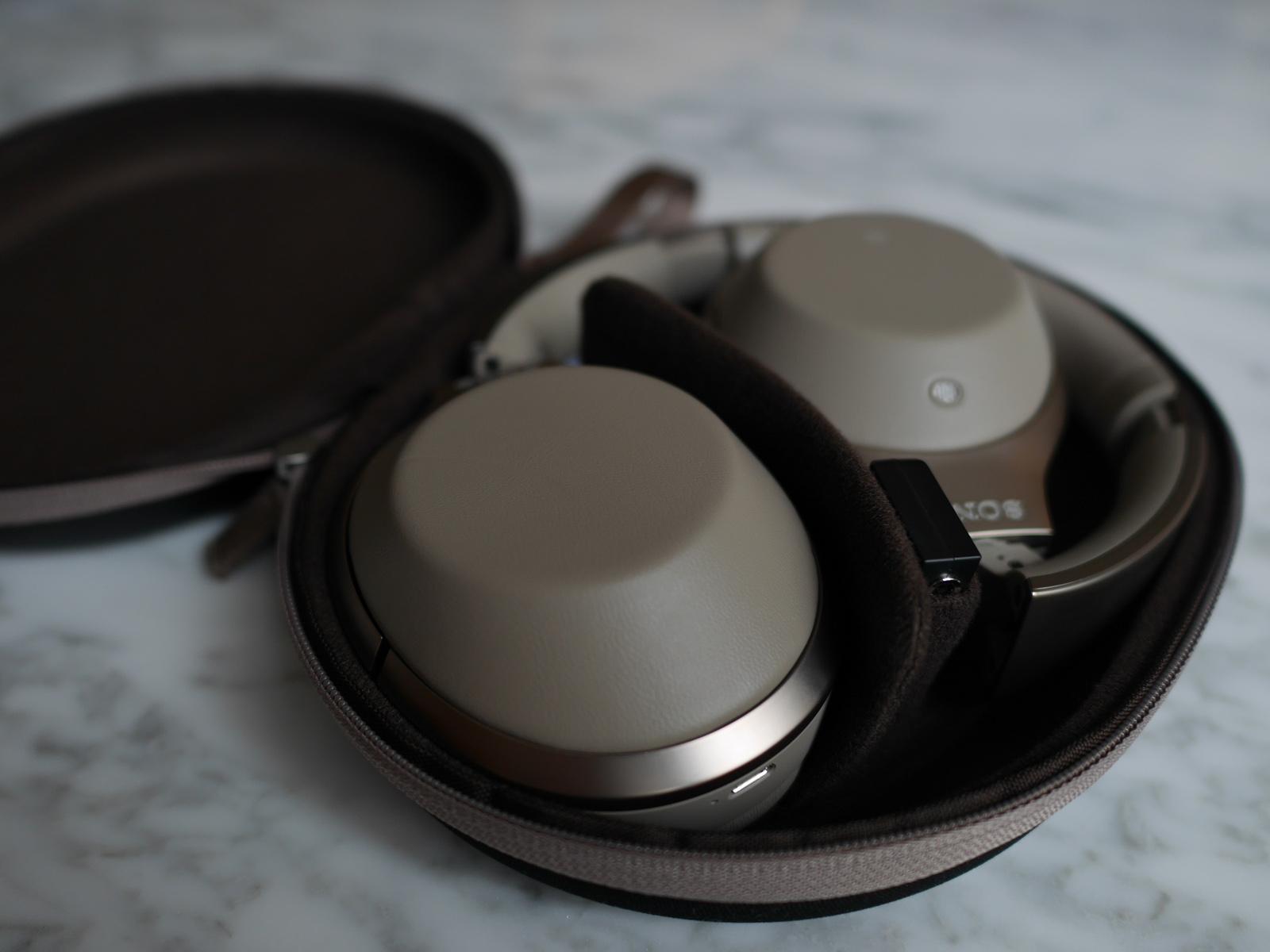 Sony MDR-1000X brusreducerande hörlurar Sony MDR-1000X brusreducerande  hörlurar 4d3e0fe45dd33