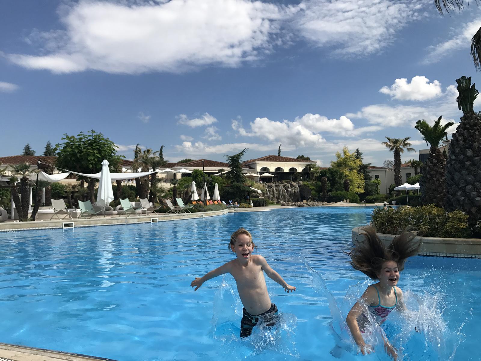 Resa till Grekland - hotell