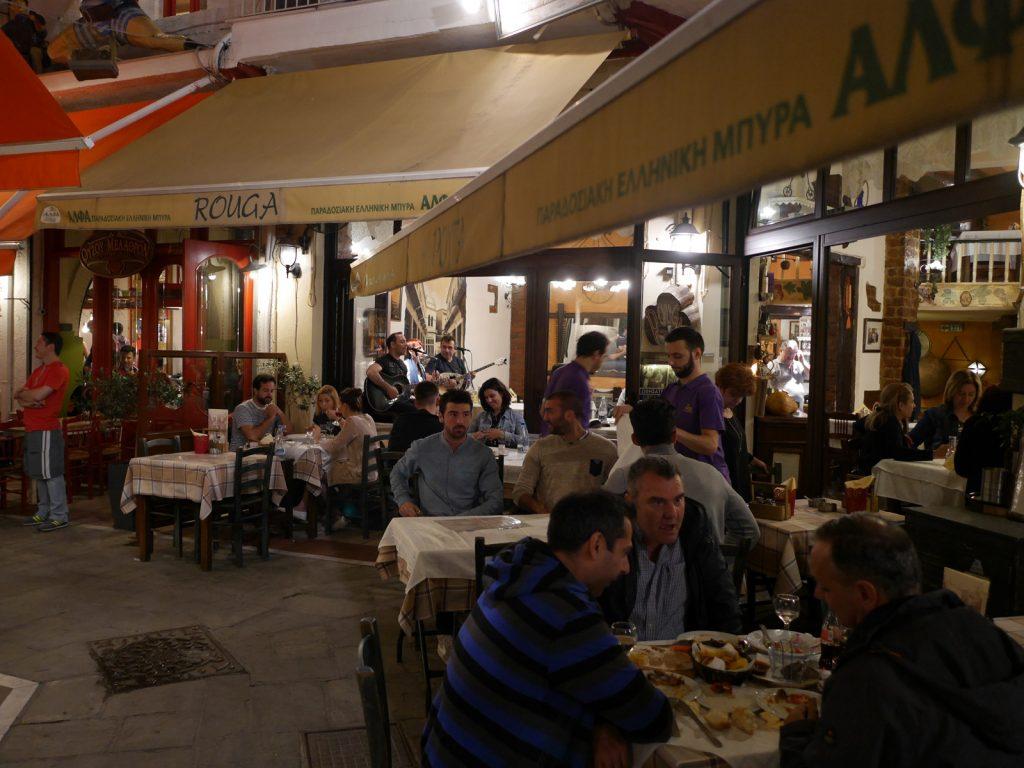 Restauranger i Thessaloniki