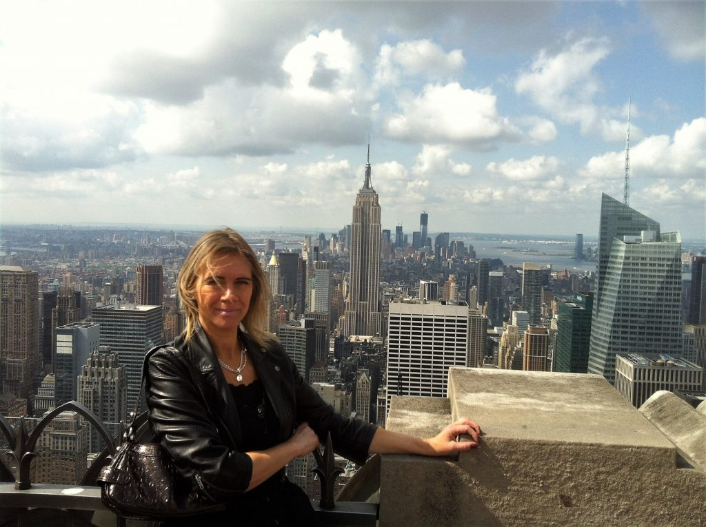 Dagens Sommargäst - Newyorkbloggaren Anna