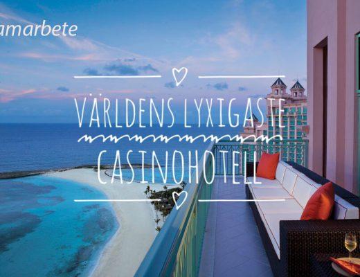 Varldens lyxigaste casinohotell