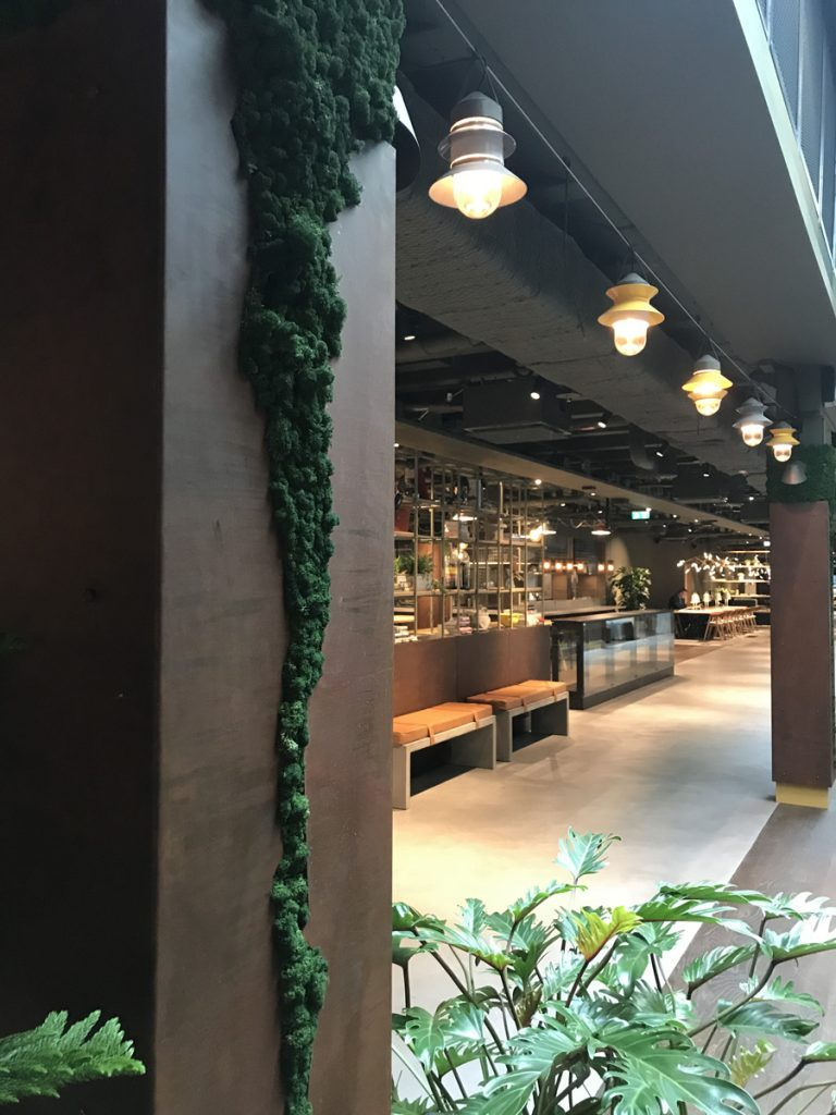 Downtown Camper - Scandics nya hotell vid Brunkebergstorg