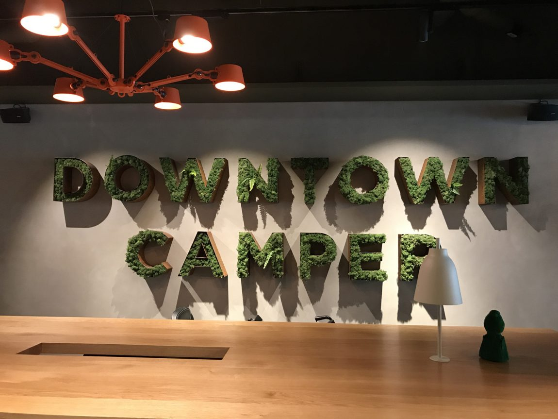 Downtown Camper