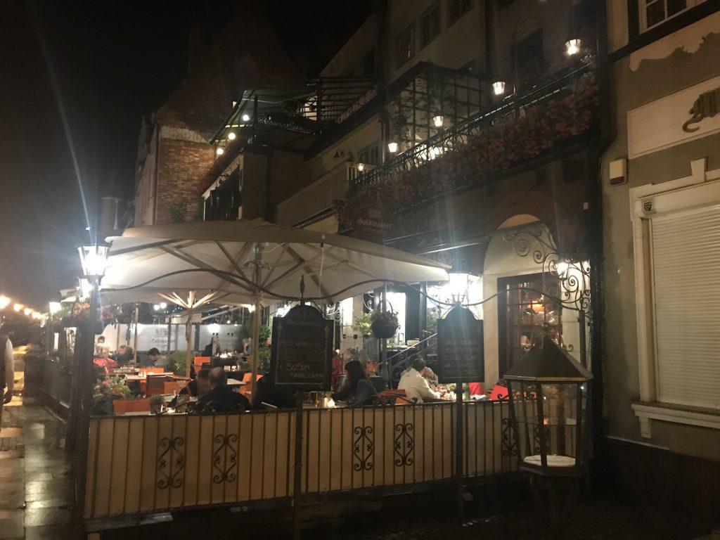 Restauranger i Gdansk Goldwasser