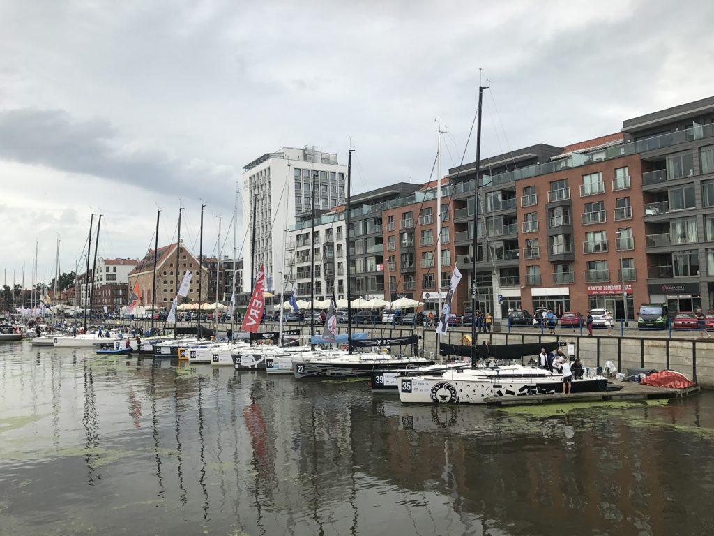 Gdansk marina