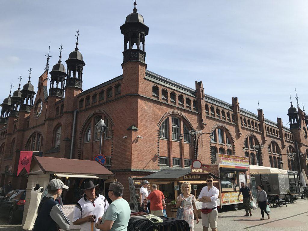 Saker att göra i Gdansk - Saluhallen