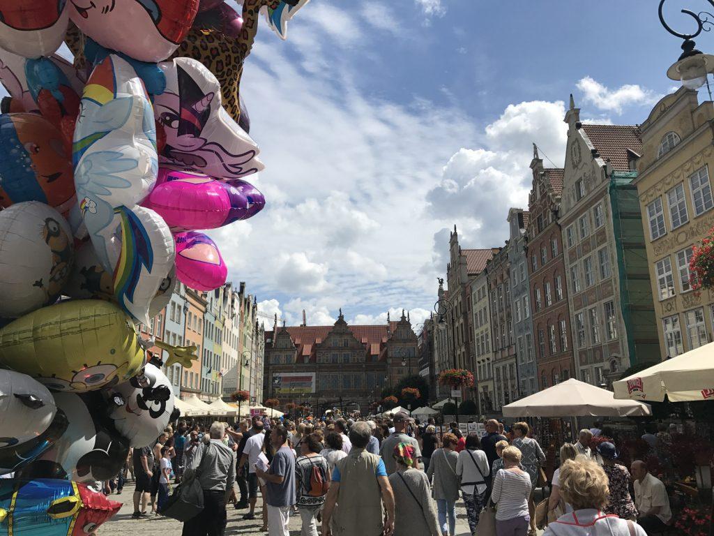 Saker att göra i Gdansk Gamla Stan