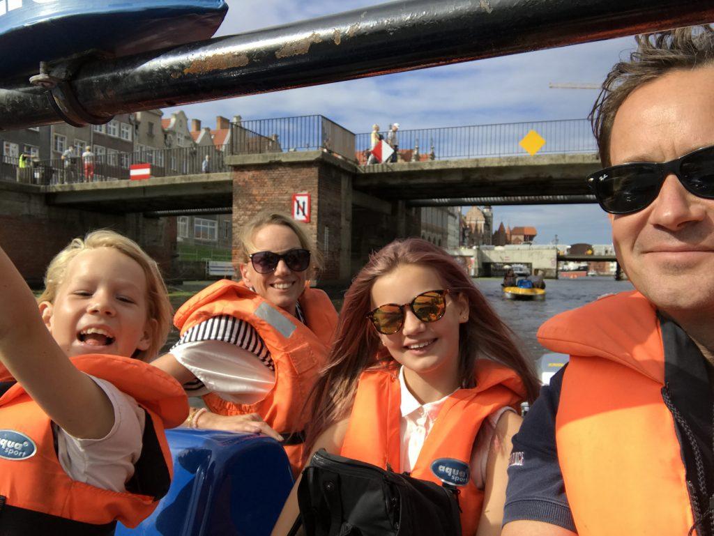 Hyra båt i Gdansk