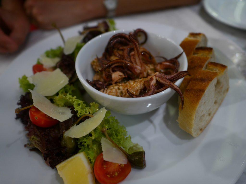 Restauranger i Sopot Seafood Station