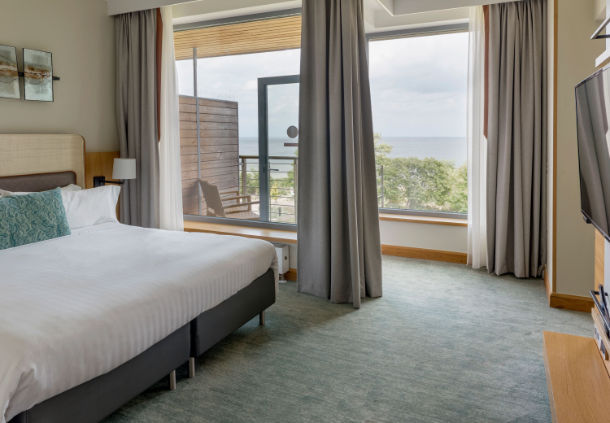 Hotell i Sopot Marriot