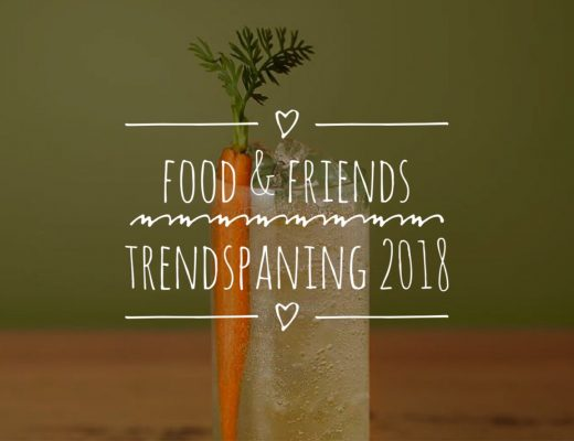Food & Friends Trendspaning 2018