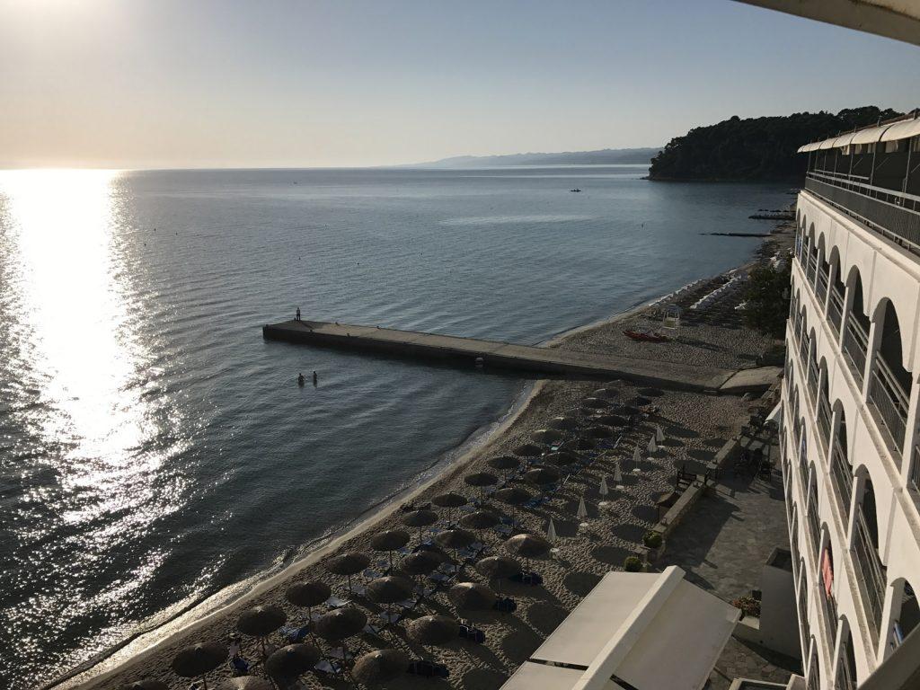 Hotell i Kassandra - Amon Zeus hotell
