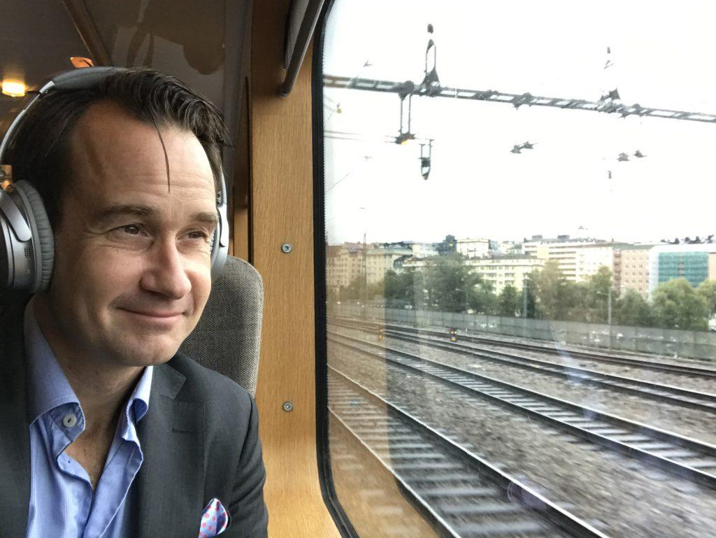 Ta sig till Arlanda med Arlanda Express