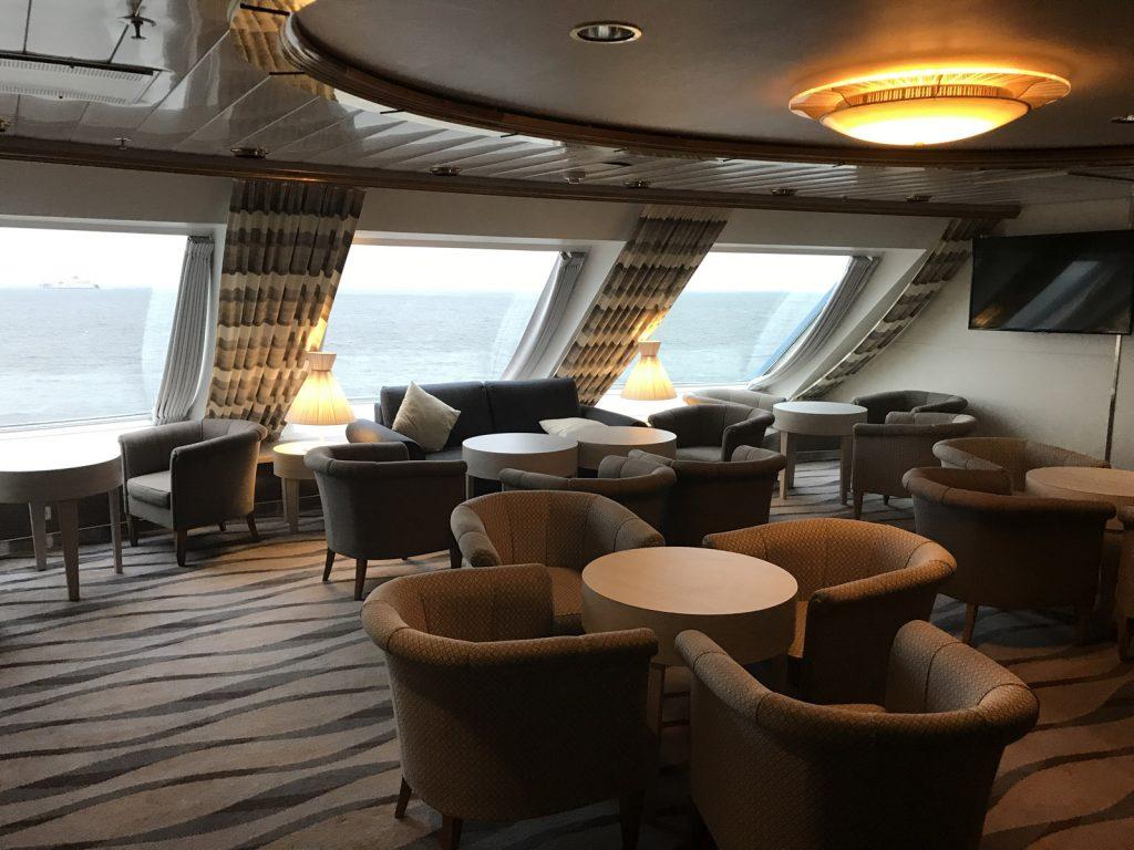 Silja Line till Helsingfors Commodore hytt