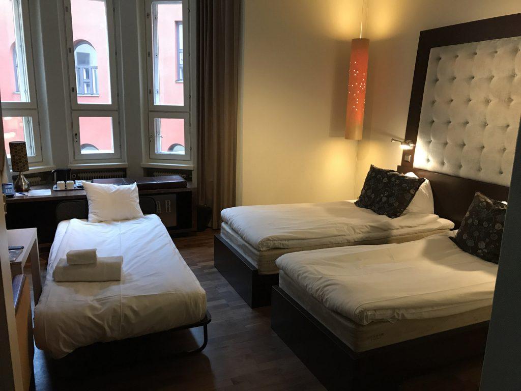 Klaus K Hotell Helsingfors