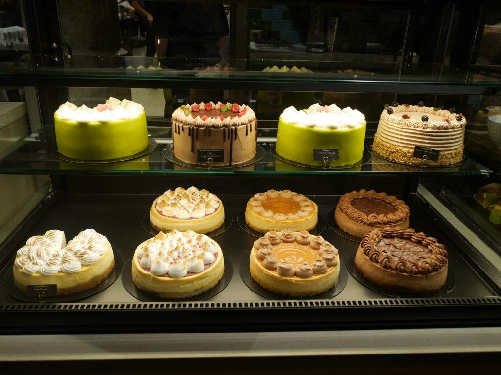 Mr Cake Meny tårtor