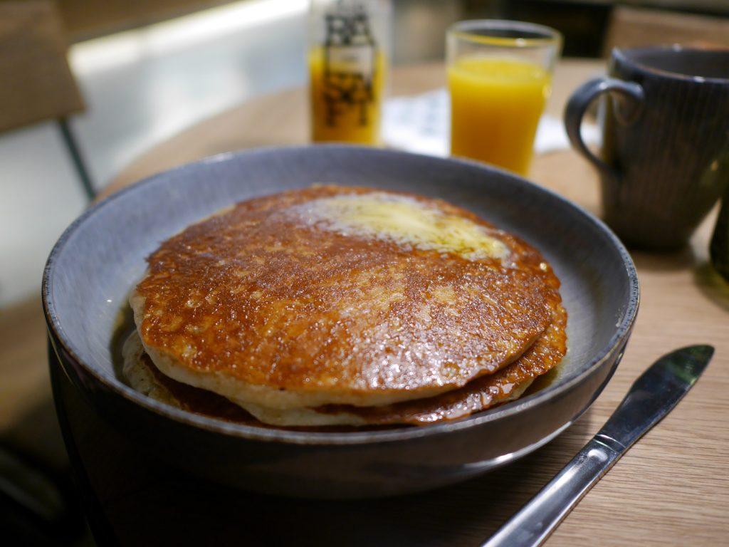 Mr Cake Meny Frukost