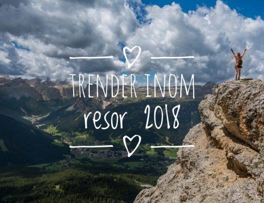 Trender inom resor 2018