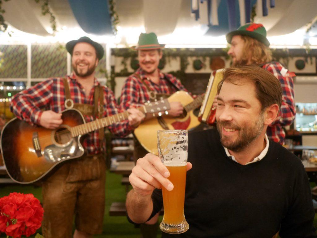 Oktoberfest i Stockholm