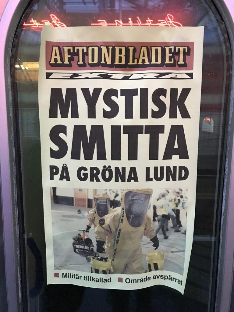 Höstlov på Gröna Lund
