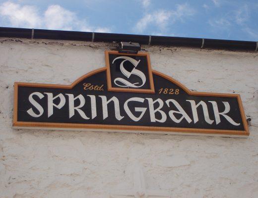 Springbank - besök i Campletown
